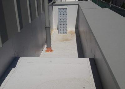 Hydroizolace - ukázka realizací Čemistav